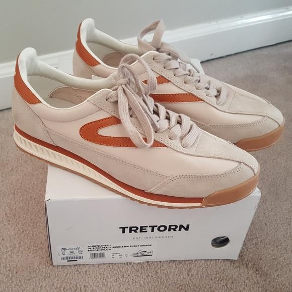 Tretorn Madewell Rawlins Sneakers